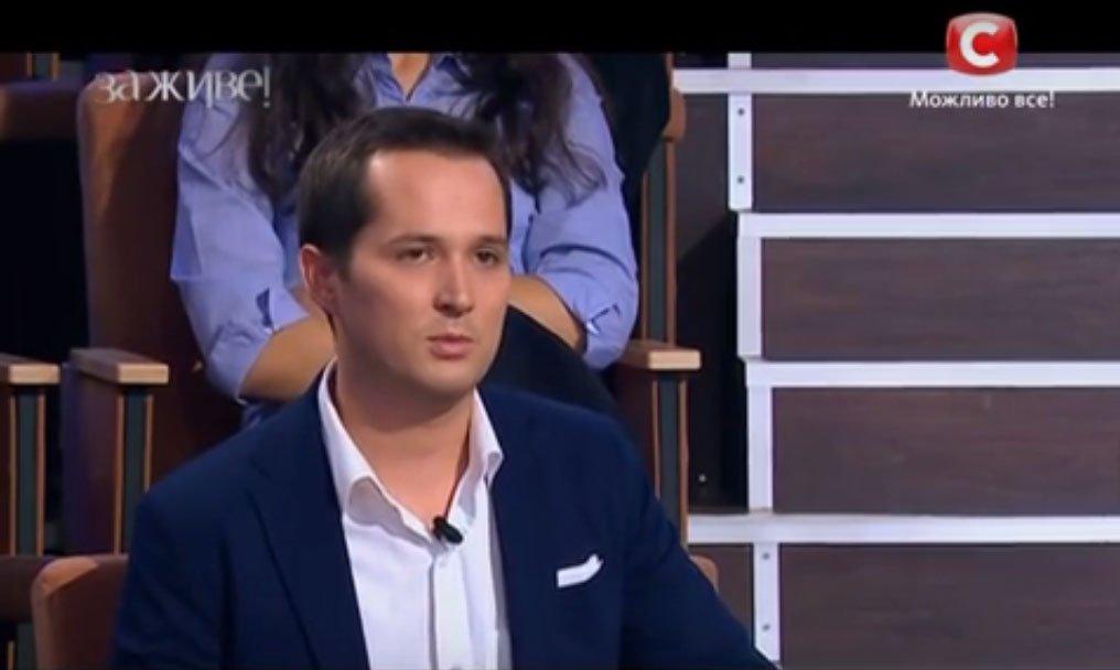 Радион Игнатьев - невролог СТБ
